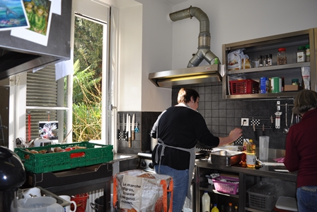 Kochen für Armutsbetroffene